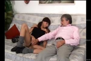 porno incesto italiano - vecchio porco scopa