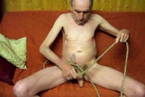 geiles schwein - bondage