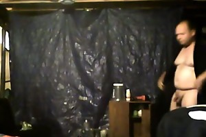 caught my dad exposed in my room recorded on