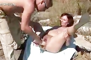 horny mother i acquires her hairy muf fucked part4