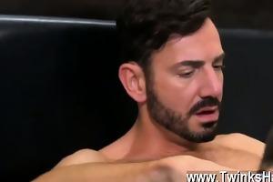 fantastic homosexual scene he is soon discovers