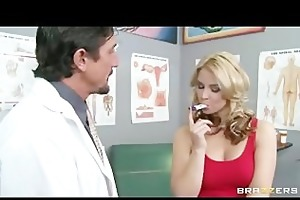 hot big-tit blonde slut d like to fuck patient