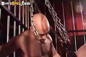 skinhead daddy cums a lot
