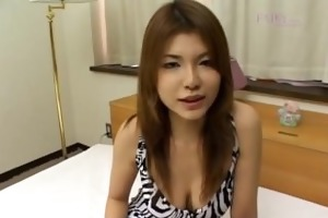 yukari kanou craves for dildo up her vag