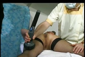 fat old bitch got tortured by horny