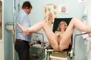 hairy twat mother tamara embarrassing doctor