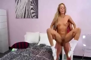 diminutive chick gets stuffed by big cock 25