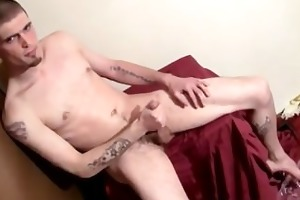 homosexual xxx after disrobing down he is