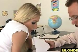 schoolgirl screwed by her teacher