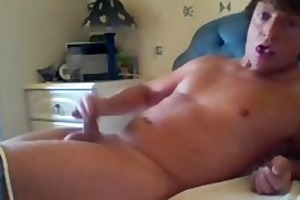 twink guy wanker video 2 cumclusion