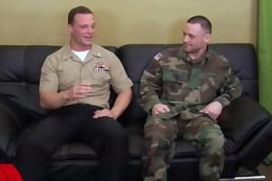 large military daddy nails tough guys gazoo