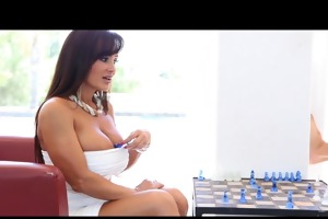 puremature breasty mom lisa ann bonks her younger