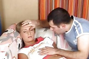 young guy fucks sleeping sister