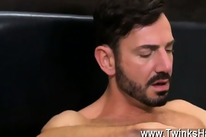 gay porn although muscle daddy bryan slater
