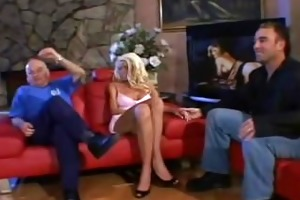 swingers swings with hot blond milf