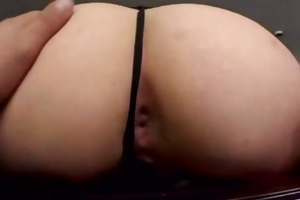 blonde daughter brutally anal drilled for life