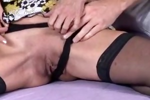 cougar begs for cock unfathomable and hard