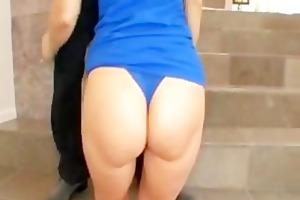 milf syren de mer gets an interracial anal