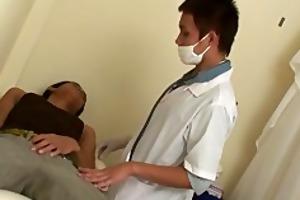 kinky medical checkup 1