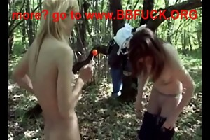 young sisters sex for money in the wood