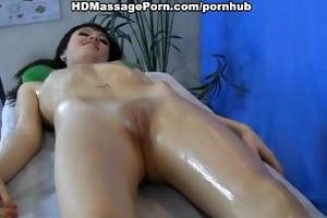 masseur screwed patient with a massage