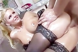 young gal fucked hard in her pleasant pussy