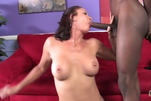 white mom vanessa videl used by black monster