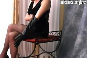hot posh milf receives sexual after putting on