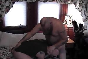 torment for masturbating - pig dad productions