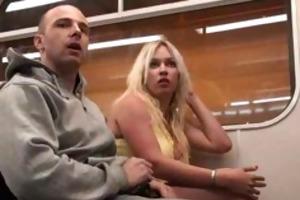 gangbang sex gangbang in subway train part 1
