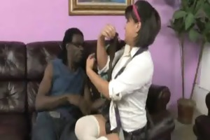 watch my daughter getting a dark monster dick 9