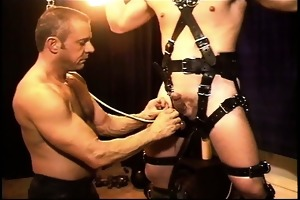 extreme cbt session, tt, ball bashing with