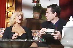 anita blonde and friend have an