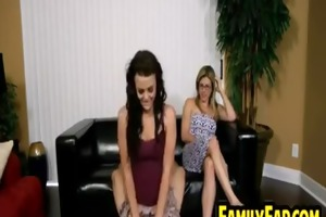 daughter in law acquires fucked