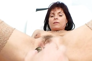 classy d like to fuck bitch acquires her old muff