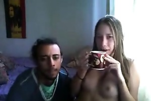webcam fuck from young couple