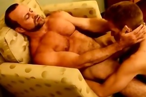 awesome gay scene thankfully, muscle dad casey