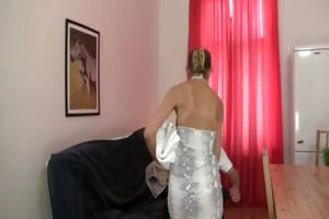 massage leads to oral job and cock riding