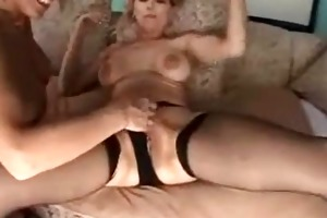 pierced milfs playing with every others old