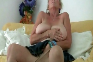 grannies in pantyhose need to get off