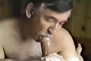 dad suck to cumpletion