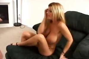 kristal summers big tit golden-haired creampie
