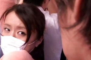 groped young mother reluctant public bus
