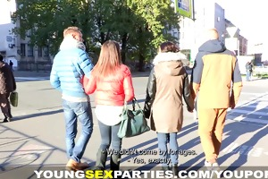 young sex parties - fresh couch for a sex party