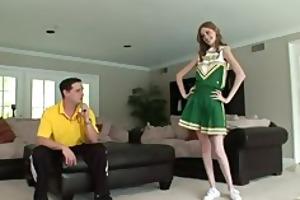 tall cheerleader layla exx gets screwed hard