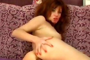 hawt russina redhead mother i toying dp for