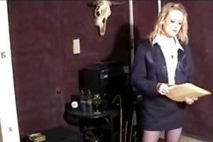 teacher punishing student