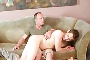 muscled daddy thrashing his young paramour sean