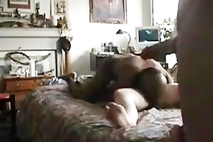 55 years cougar claire and her black toyboy