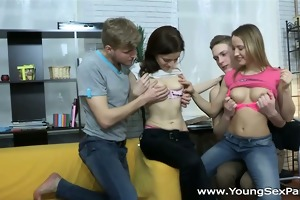youthful sex parties - boys fucking eager legal